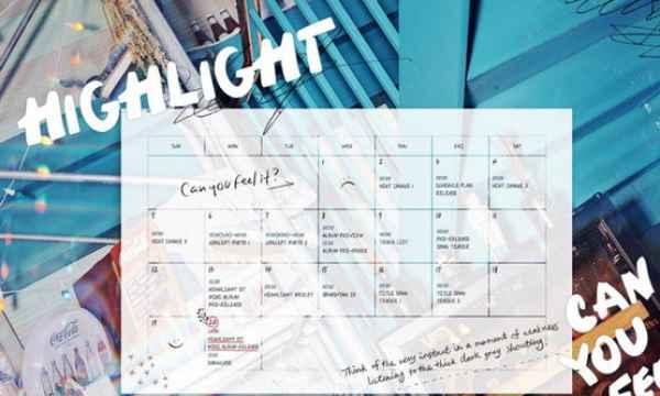 Highlight首张专辑是什么 Highlight成员都有谁