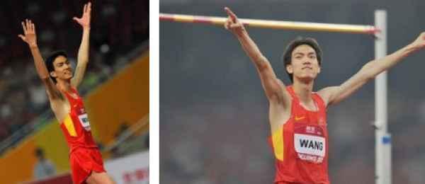 跳高运动员王宇身高体重年龄照片个人资料背景简介 王宇女朋友是谁