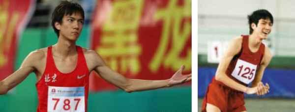 """亚运会跳高冠军王宇以""""跳高吴彦祖""""闻名已婚老婆也是清华学生照片曝光"""