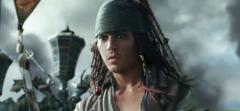 加勒比海盗5年轻的杰克是谁扮演的 年轻的杰克斯派洛是怎么做出来的