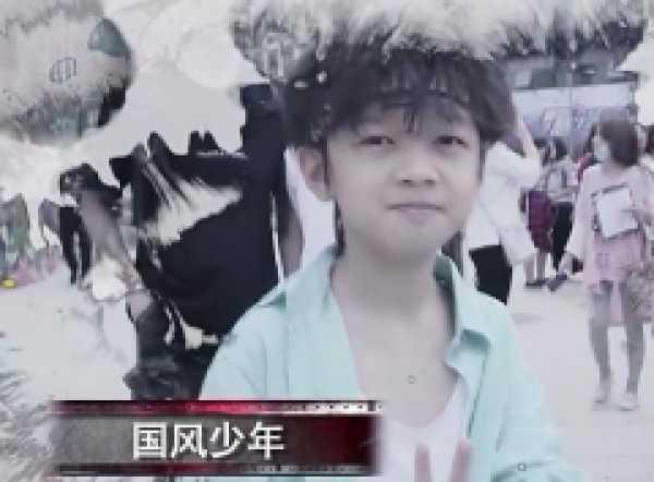 吴亦-凡在中国有嘻哈选秀中淘汰的11岁小男孩叫什么名字个人资料照片家庭背景曝光  自小就有明星范