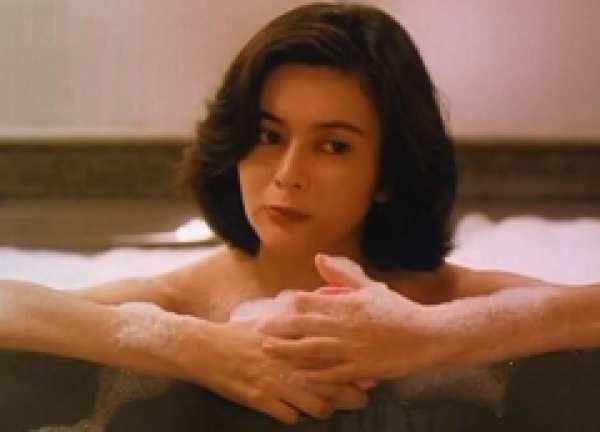 关之琳26年前照片曝光 关之琳回应当小三被塞高尔夫球事件真-相