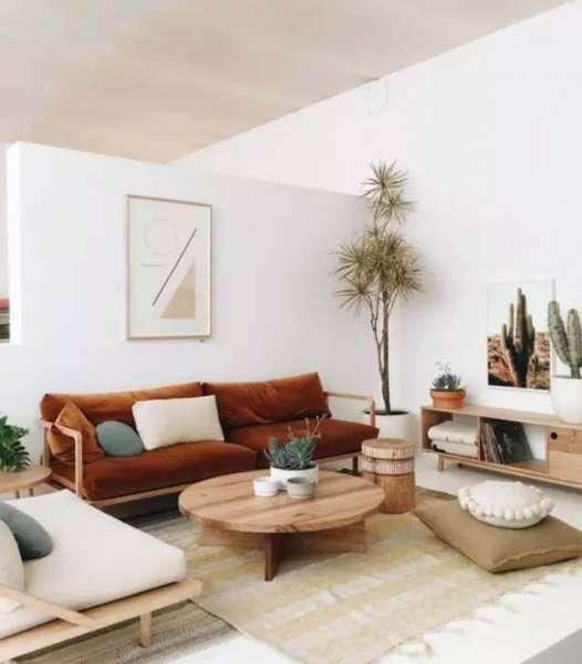 for Desert colors interior design