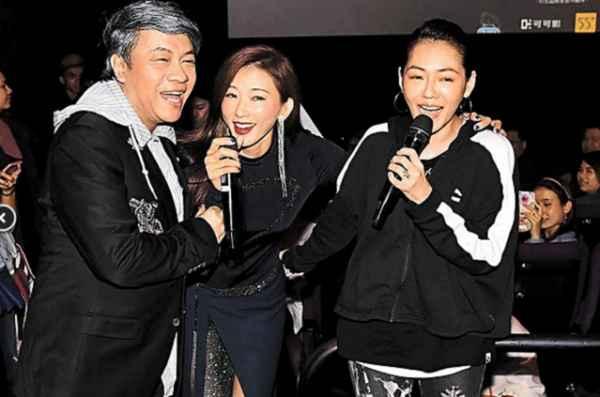 小S南台湾乡亲票房支援,《吃吃的爱》日收千万