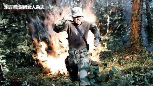 《战狼2》杀青,吴京才是真汉子,谁还能拍动作片?