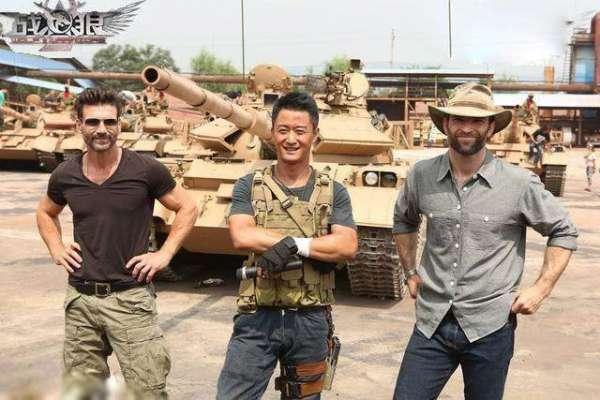 吴京执导的电影《战狼2》去年11月份已经杀青!却被告上了法庭!!