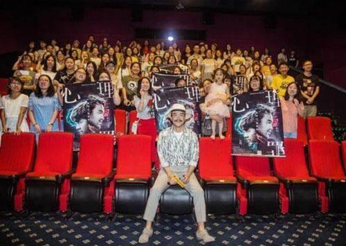 李易峰《心理罪》上映,观众这影评很感人!