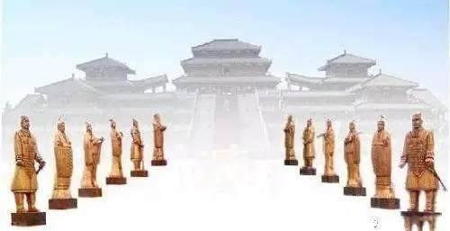 揭秘:秦始皇铸造十二金人的真正目的,只因做了一个梦?