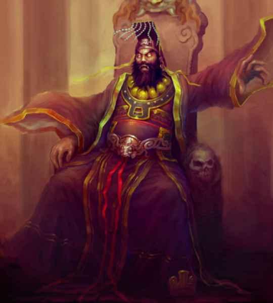 揭秘十殿阎罗的故事,你知道他们姓什么吗?