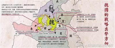战国初魏国比秦国还猛,为何吞并不了秦国?原来是这样