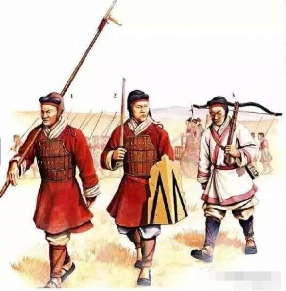 为什么春秋战国时大部分青铜剑的剑柄都非常短