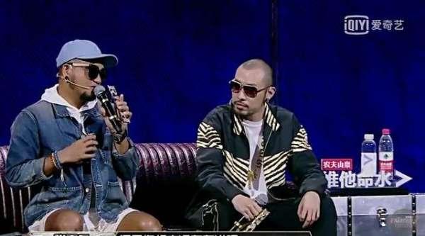 中国有嘻哈在哪里录制?制作人潘玮柏张震岳意见不合中断比赛
