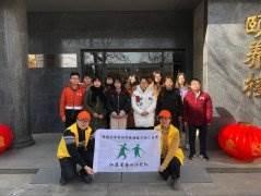 南通大学杏林学院情暖夕阳公益团――徐州站