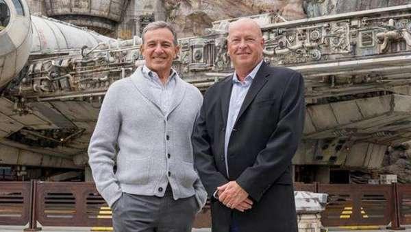 新时代来临!迪士尼换新任CEO 将签约至2023年