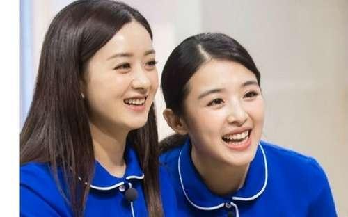 赵丽颖很铁的五位闺蜜,你知道是哪五位吗?你更喜欢哪位